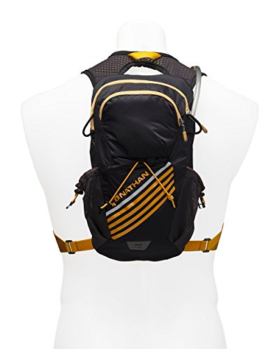 Nathan FireStorm Race Vest Hydration Pack, 2-Liter, One