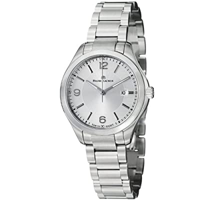 MI1014-SS002-130 Ladies Miros Steel Watch from Maurice Lacroix