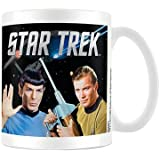Pyramid International MG22671 Star Trek Tasse Kirk und Spock