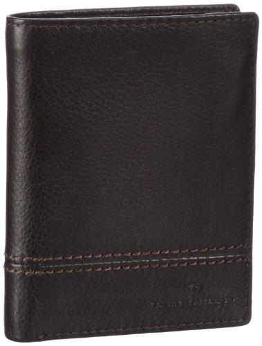 Tom Tailor Acc Jerry 12216 - Portafoglio uomo, colore marrone (braun 29), taglia 12x10x1 cm