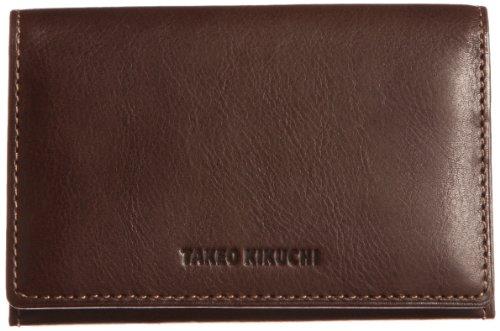 [タケオキクチ] TAKEO KIKUCHI 名刺入れ TK609010 DB (12)