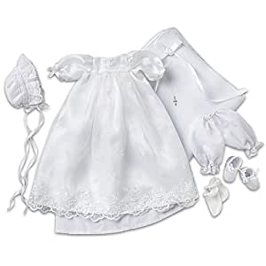 Amazon Com So Truly Real Baby Doll Clothing Christening