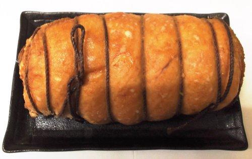 竹本商店 独自の製法で炊き上げた「特製チャーシュー」メディア掲載実績多数 1本(約700g)