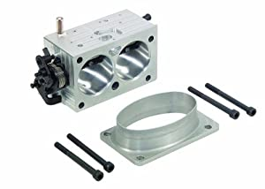 ACCEL DFI 74190 Throttle Body with Adapter