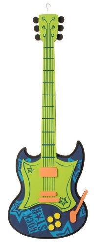 Darice 106-2440 Foam Toy Guitar - 1