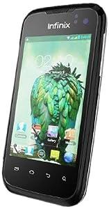 Infinix SURF Smart X352 Smartphone Forme Carnet Noir