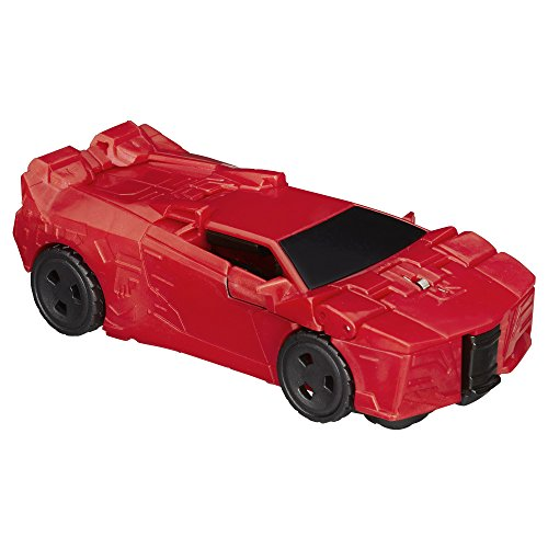 Transformers Robots in Disguise One-Step Changers Sideswipe Figure - 1