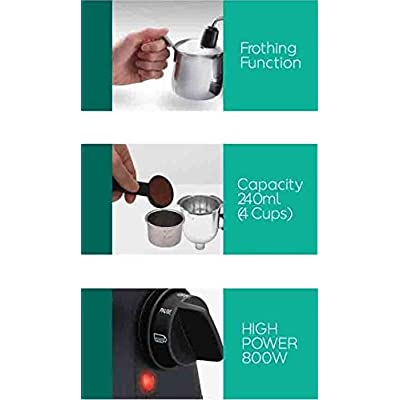 Orbit Steam Espresso Maker