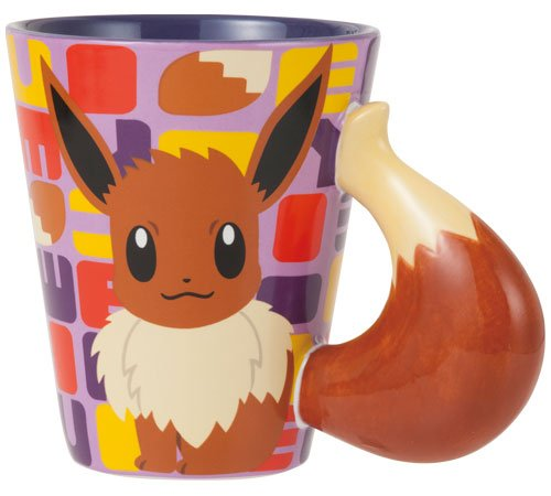 Pokemon Center Tail Mug Eevee