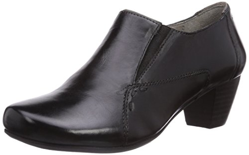 Marc Shoes 1.418.16-10/100-Manja, Decolleté chiuse donna, Nero (Schwarz (black 100)), 37