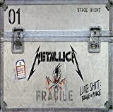 Live Shit: Binge & Purge (3 CDs & 3 VHS Tapes) Box set, Live Edition by Metallica (1993) Audio CD