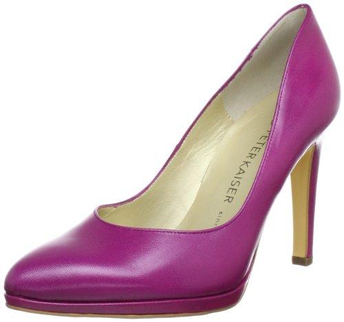 Peter Kaiser HERDI Plateau Women's Purple Violett (AMETHYST CHEVRO 77) Size: 8 (42 EU)