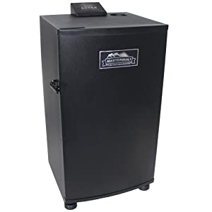 Masterbuilt 20070910 30-Inch Electric Digital Smokehouse Smoker, Black