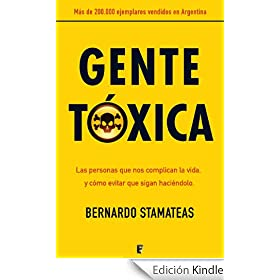 Gente txica (B de Books) (No Ficcion Divulgacion)