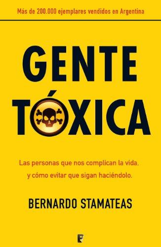 Gente tóxica (B de Books)