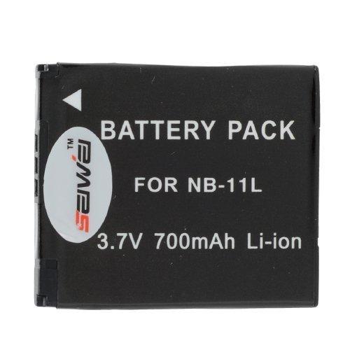TOP-MAX® NB-11L NB11L Akku für Canon IXUS 132 140 245 240 125 HS