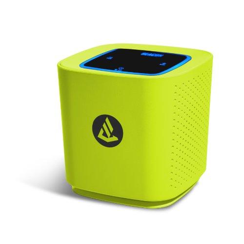 Beacon Audio Bcn-Phx01 Phoenix Portable Wireless Bluetooth Speaker (Neon Green)