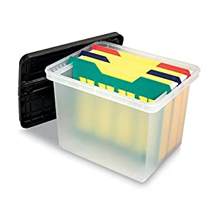 Perfect Amazoncom  Office Depot 60 Recycled Quick SetUp Storage Boxes With