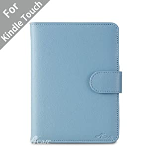 Kindle Touch Cover Blue