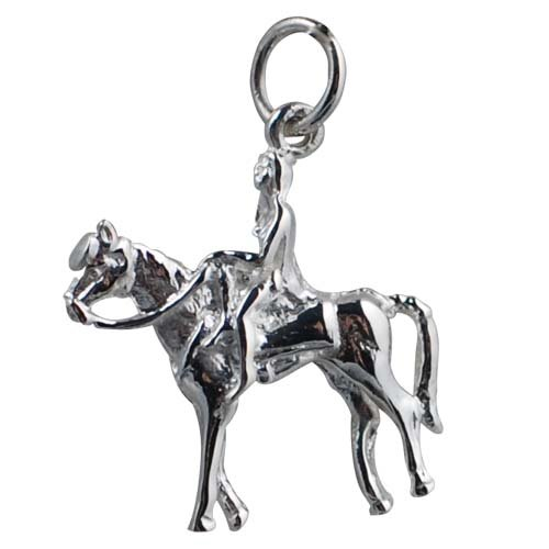 silver-15x20mm-lady-godiva-pendant-or-charm