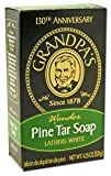 Grandpa Soap Pine Tar 4.25 Ounces