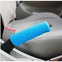 Generic Automotive Supplies Automotive Handbrake Handbrake Skid Silicone Set Decoration Cover #05085217