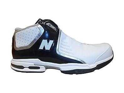 New Balance 902 (BB902WB) Men's Basketball Shoes (White/Black) (15) [Apparel]