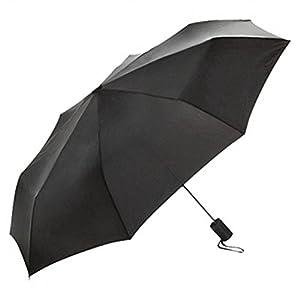Travel Smart by Conair Mini Umbrella, Black