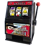One Armed Bandit Slot Machine Bank