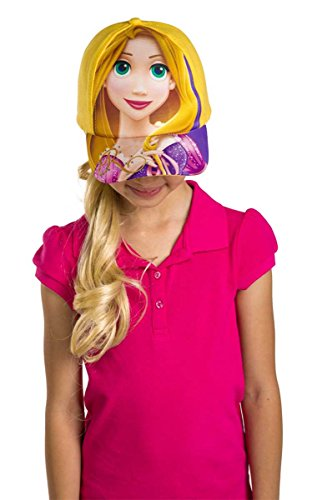 Tangled Rapunzel Girls Baseball Cap Hat with Ponytail [2011]