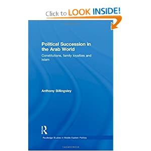 Amazon.com: Political Succession in the Arab World: Constitutions ...