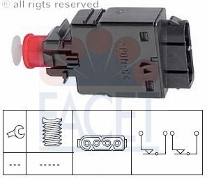 Facet 7.1081 Interruptor luces freno