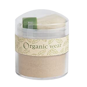 Organic Wear Loose Powder Makeup .03 oz