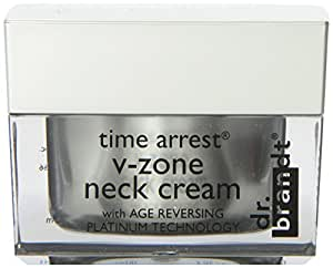 dr. brandt Skincare time Arrest V-Zone Neck Cream