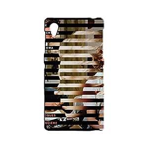 G-STAR Designer 3D Printed Back case cover for Sony Xperia Z1 - G6647