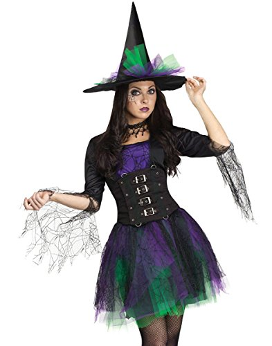 Spellbinding Witch Adult Costume