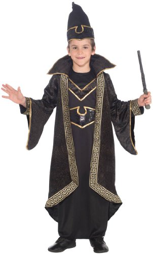 Mystical Wizard Child's Costume, Large