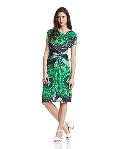 Desigual Vestido  Verde