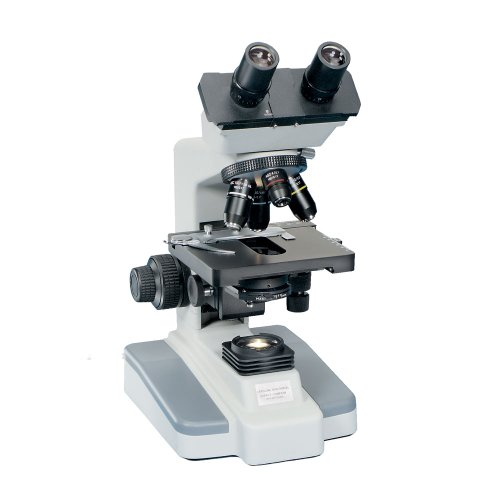 Wolfe Beta Binocular Microscope With Achromatic, Super-Contrast Optics