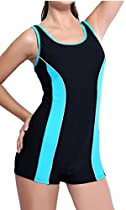 BeautyIn one piece swimsuit swimsuits for women tankini swimsuits for women,U Back,4