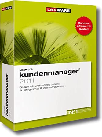 Lexware Kundenmanager 2011 (Version 8.0)