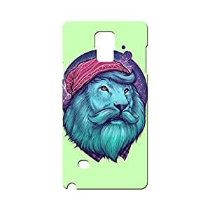 BLUEDIO Designer Printed Back case cover for Samsung Galaxy Note 4 - G0392