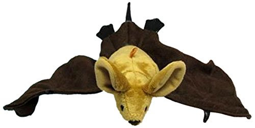 "Wishpets 6"" Light Brown Bat Plush"