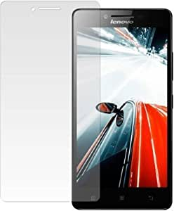 Preimum 2.5D Pro+ Ultra Clear Bubble Free, With Alcohol Wet Cloth Pad & Clean Fibre Dry Cloth for Lenovo A516