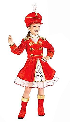 Forum Novelties Drum Majorette Child Costume, Large (Marching Band Halloween Costume)
