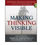 img - for Making Thinking Visible: How to Promote Engagement, Understanding, and Independence for All Learners (Paperback) - Common book / textbook / text book