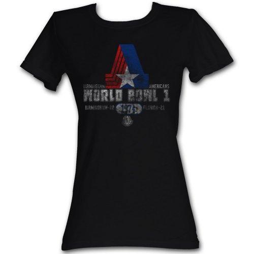 Wfl World Bowl Juniors T-Shirt Tee
