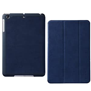 Smart Tech Baseus Case Covers for Ipad Mini/ipad Mini Retina 3 Year Manufacturer Warranty (ipad mini/retina case-dark blue)
