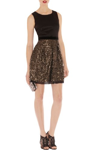 Limited Edition Metallic Sequin Dress