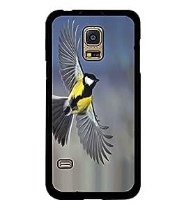 PRINTSWAG FLYING BIRD Designer Back Cover Case for SAMSUNG GALAXY S5 MINI